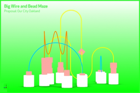 Bead Maze Renderings SolidWorks