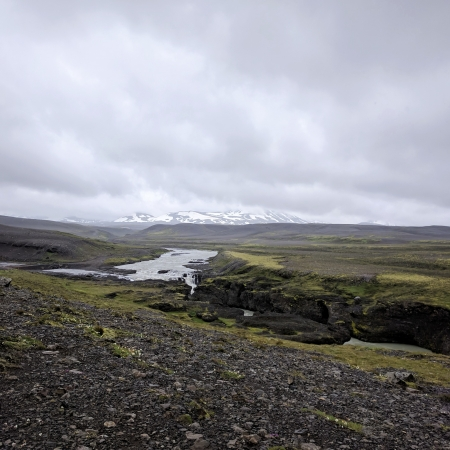 Iceland's Lovecraftian Landscape