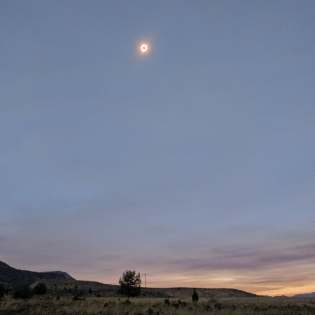 Oregon and the Path of Totality